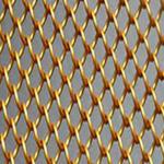 Wire Mesh Coil Drapery